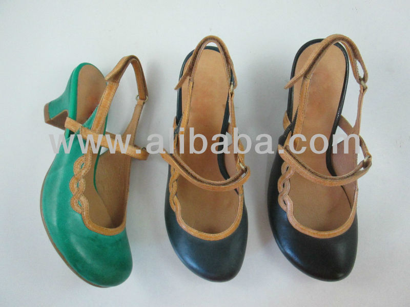 Women Women Slingbacks leather fashion Women shoes leather Slingbacks fashion shoes 75SFq5X