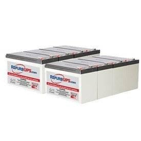 APC Smart-UPS 3000 Rack Mount 3U 208V (APC3TA) - Brand New Compatible Replacement Battery Kit