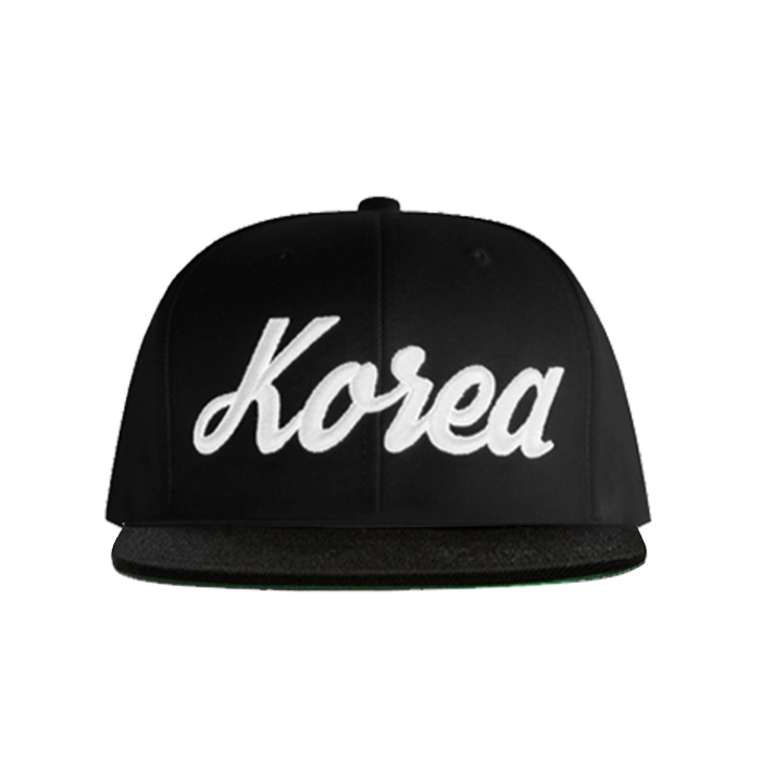 Wholesale black blank custom logo 3d embroidered patches caps hats mens snapback hats
