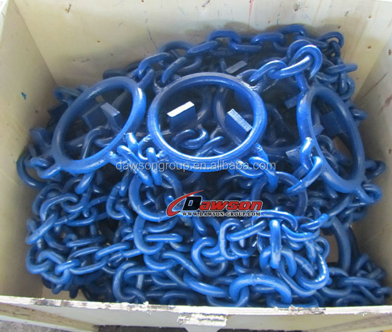 China Supplier Forestry Tyre Protection Chains / Forestry Chains ...