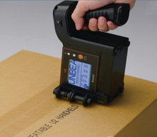Portable handheld inkjet printer t shirt printer for wood, plastic ,pipe,cans