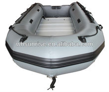 PVC military inflatable boat