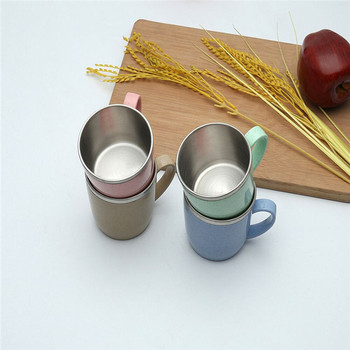 High quality 304 Stainless steel insulated color Kids cup