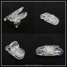 clear Plastic fastener and Clips with good quality