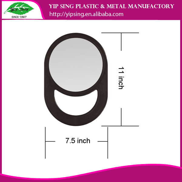 Round shape new glass cosmetic top quality mirror