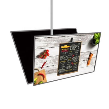 "Montagem na parede 55 polegadas Android Windows Touch Screen Display Digital Signage com CMS Software (Opcional 32 43 49 65 "")"