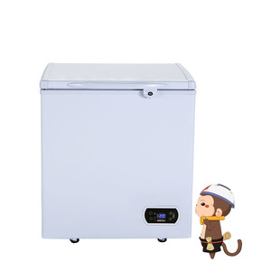 Oem best quality 12v refriger half freezer price in pakistan and