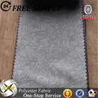 3pass embossed blackout curtain fabric