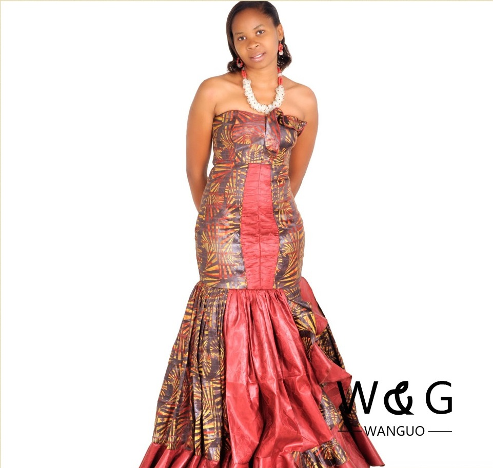 African Nigerian Evening Dresses - Buy African Evening Dresses ...