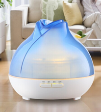 New Design 300MLAroma Diffuser flower design usb aroma diffuser