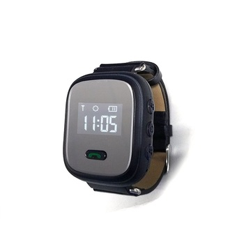 OEM/ODM gps tracker for old man elder gps watch Elderly GPS Tracker Watch with loud speaker