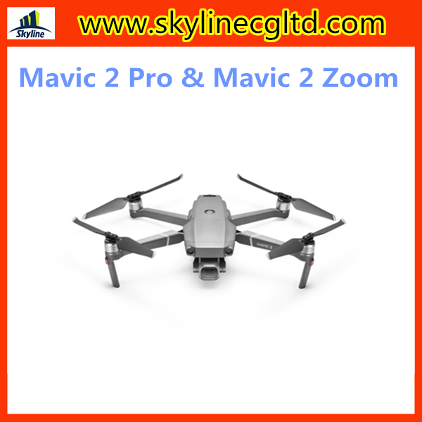 New Item UAV Drone Mavic 2 Pro and Mavic 2 Zoom Quadcopter Hasselblad Camera Hyperlapse 8 KM Transmission Distance