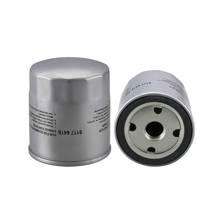 Wholesale Quality Large Diesel Car Auto Engine Part Oil Filter 0117-4416 W712/4 H90W02