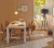 Wood Tripod Floor Lamp Fabric Lamp Shade with E26 Lamp Base Modern Design Reading Light