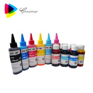 CD/DVD Printing Dye ink for Epson T10 T20 T50 T60