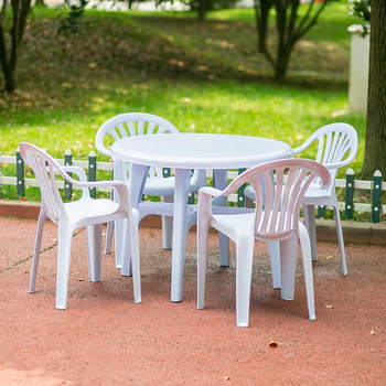 Philippines Plastic Restaurant Tables And Chairs Price For Sale