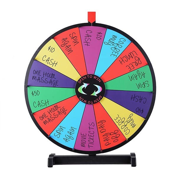 Prize Wheels Of Fortune Spin At Happy Carnivals Lucky To Win Game Wheel Buy Christmas Decor Ferris Wheels Drinking Wheel Game Dry Erase Gaming Wheel Product On Alibaba Com