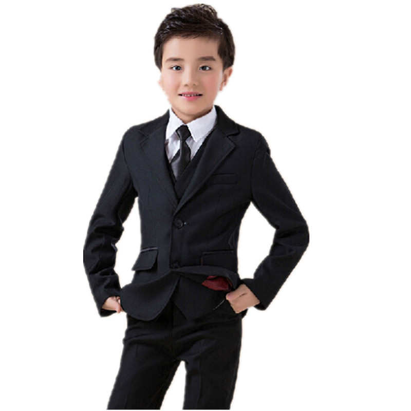 60debfe1a8c Buy new arrival fashion baby boys kids blazers boy suit for weddings prom  formal spring autumn black dress wedding boy suits in Cheap Price on  m.alibaba.com