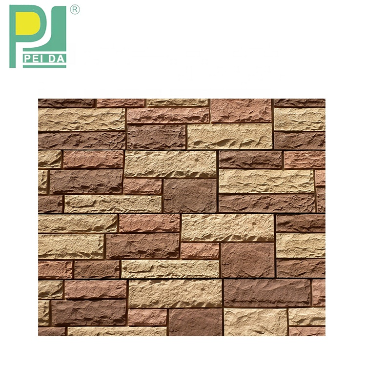 Supply Imitation Wall Cladding Artificial Culture Manufactured Stones
