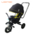 China factory hot model kids classical steel frame 3 wheel 3 in 1 stroller price cheap baby tricycle for 1-3 years old