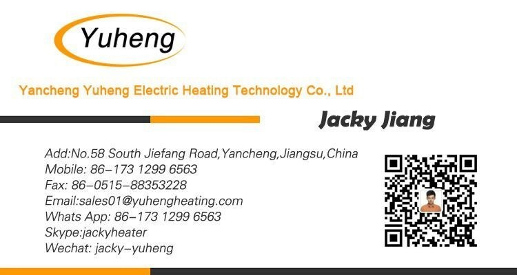 Factory Sale Air Heating Coil Element