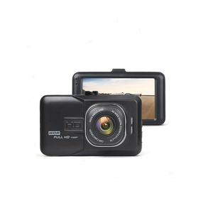 "HD 1080P 3.0"" LCD Driving Recorder, Wide Angle Dash Camera Video with G-Sensor, Loop Recording"