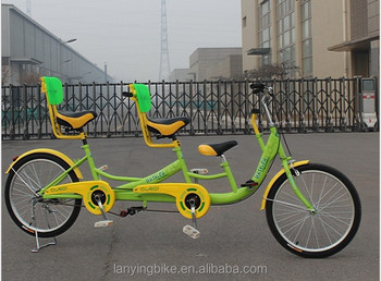 xingtai single parents Tandem bike from xingtai lanying bicycle 20inch single speed two seat tandem folding factory wholesale price beach cruiser tandem bike for parents and kids.