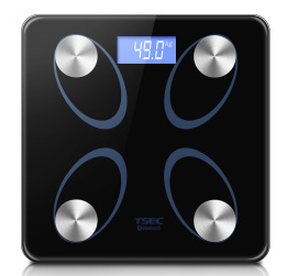 Health Consciousness Smart Bluetooth Digital Usb Body Fat Weight Waterproof Electronic Body Weighing Scale