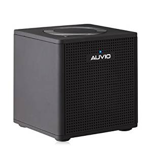 Auvio 1.5 Watt Portable Bluetooth Speaker-Black