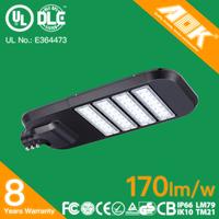 TruePower Cast Aluminum Solar Powered LED Streetlight Style Outdoor Light Lamp Post, Black