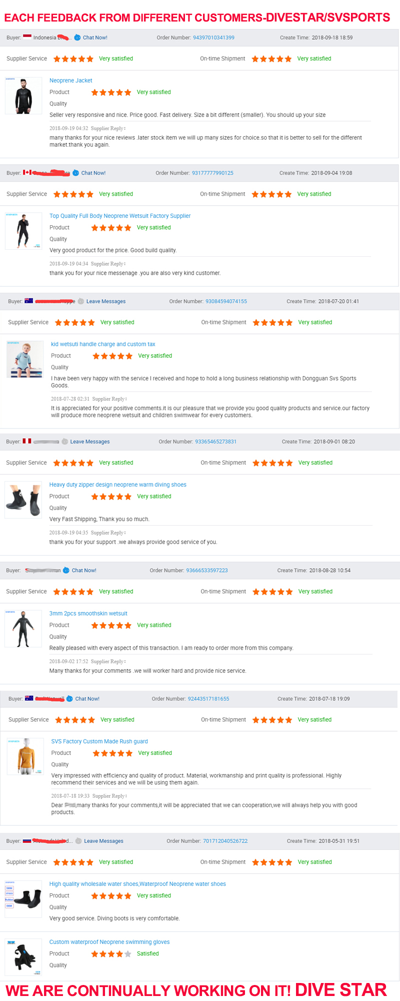 China suppliers high quality side zipper design diving 5mm neoprene boots