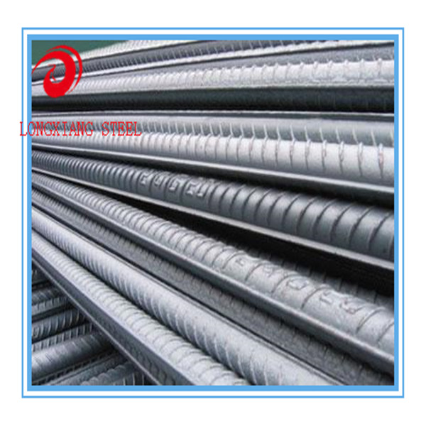 China steel company hot rolled HRB335 HRB400 deformed steel rebar manufacture