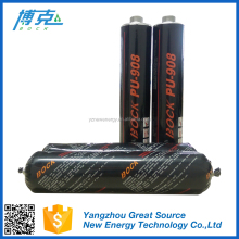polyurethane/pu auto glass sealant black paste