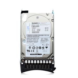 42D0627 42D0628 42D0631 300G 10K 6GB 2 5 SAS MBD2300RC internal HDD for  Server