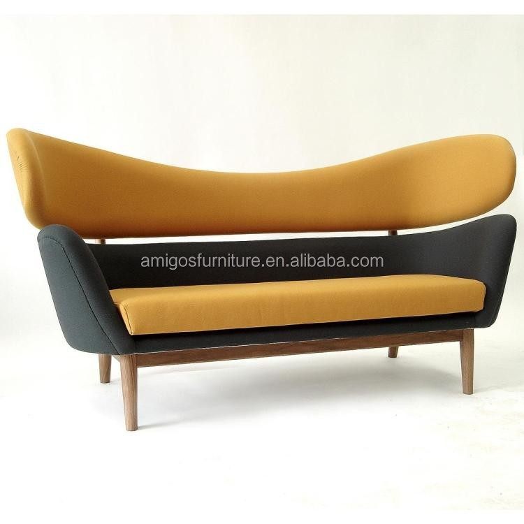 Finn juhl baker sofa replica hereo sofa for Design sofa replica