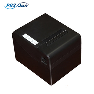 Junrong manufacture 80mm thermal receipt printer widely used in medical and business field