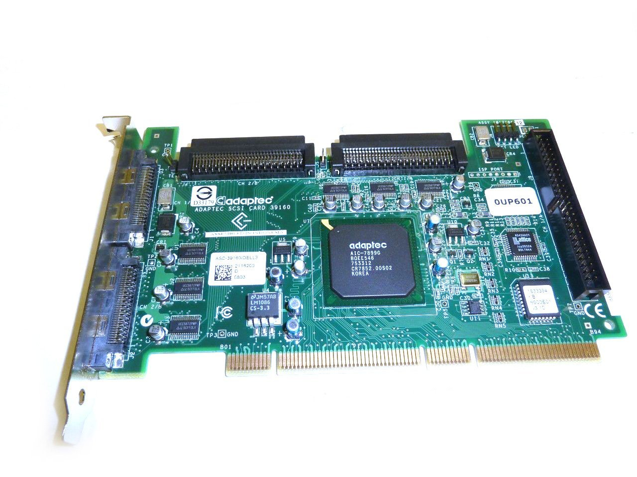 COMPAQ ADAPTEC SCSI CARD 39160 TREIBER WINDOWS 10