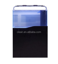 Cleair sea water glass aquarium without top cover - KFH