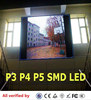 Coreman RGB Indoor Rental Led Display / Xxx Video Movable Led Display rental image full color P4 P5 P6