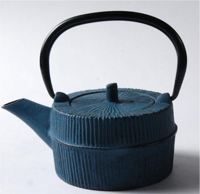 Cast iron pot for teavana tea