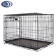 Black Cheap Poultry farming equipment metal large steel iron dog cage