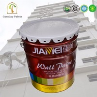 Eco friendly weather resistance easy removable water color paint