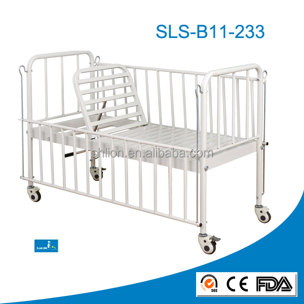 CE FDA certified hospital baby bed, multifunction baby crib bed, baby sleigh bed cribs