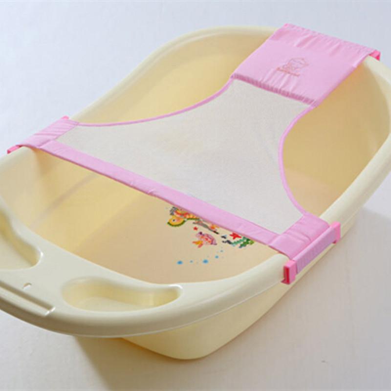 Buy Tingxuan Baby Bathing Adjustable Bathtub Newborn Security Seat ...