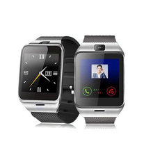 Wearable Aplus GV18 SmartWatch Phone 1.55″ Bluetooth Smart Phone support NFC 1.3MP Cam Sync Call SMS for iphone Samsung Android