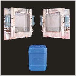 Professional manufacturer for plastic bottle mould hair dye bottle mould