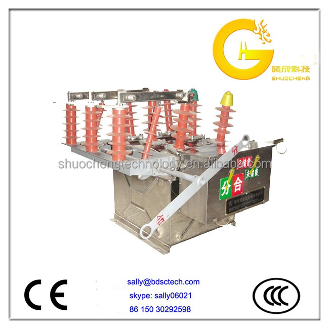 Three Phase High Voltage Electric meter box