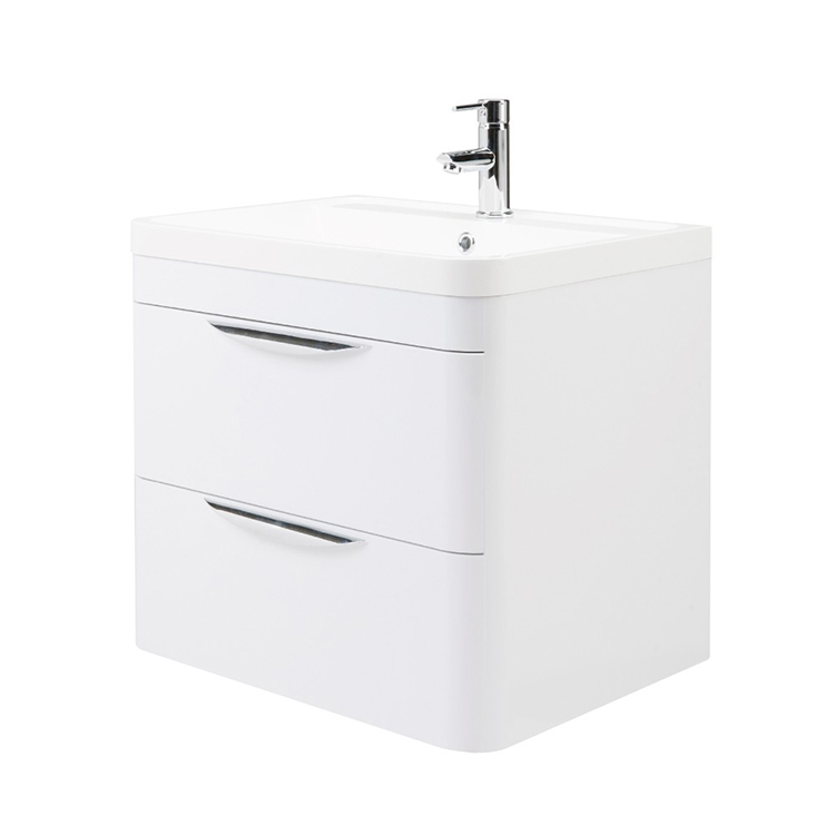 China Wholesale Websites Customized Toilet Cabinets Modern Fashion Bathroom Vanities