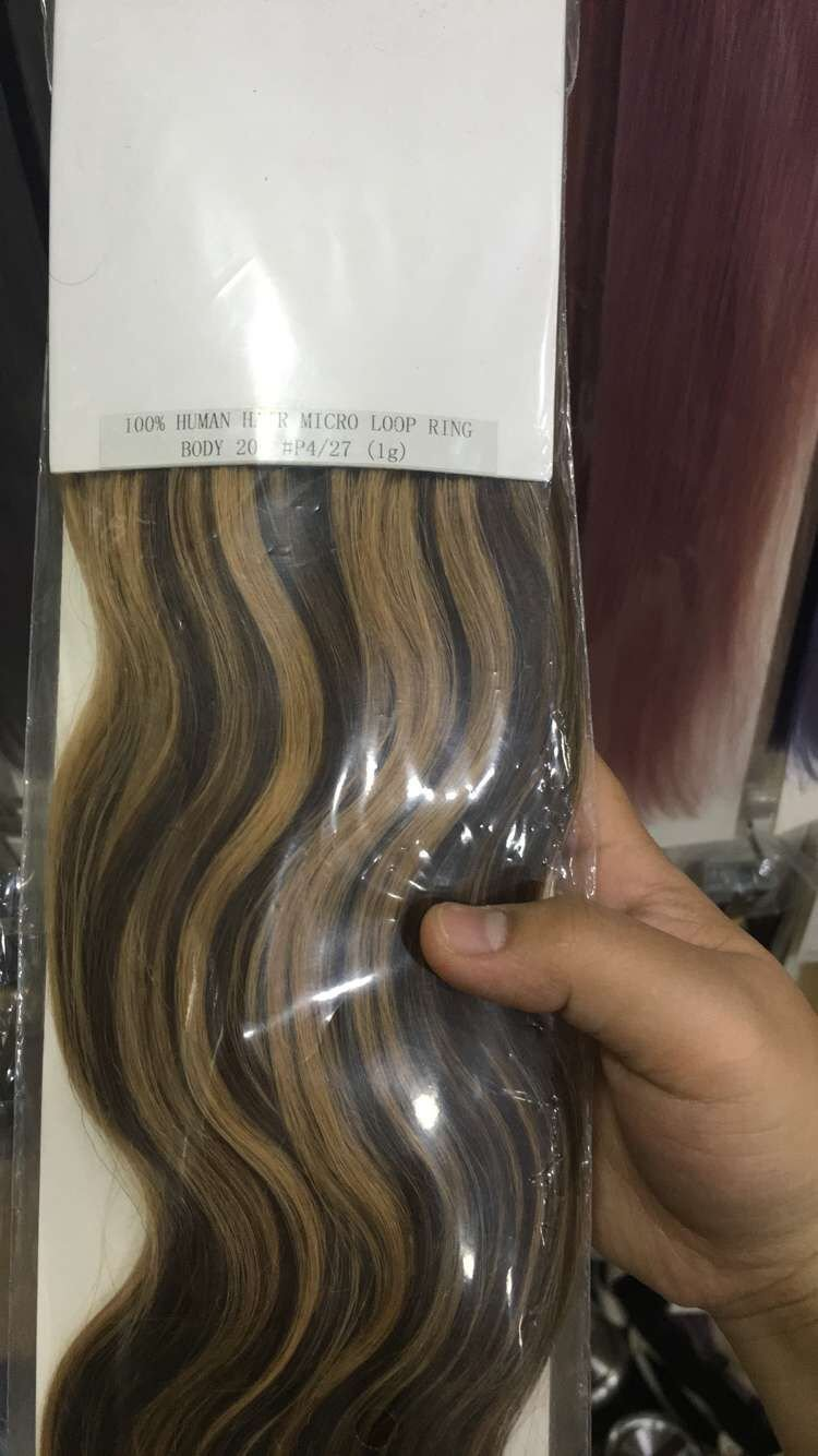 Buy Remy Micro Loop Ring Human Hair Extensions 100gram 1gstrand