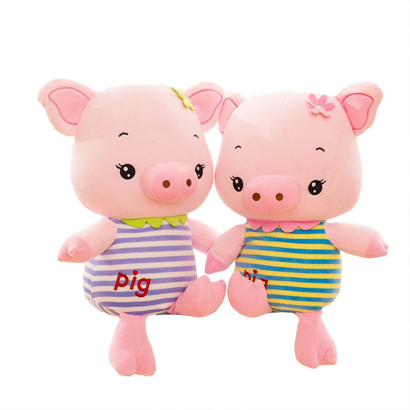 big cuddly pig custom plush soft toys for girlfriend stuffed animals